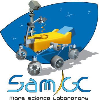 Logo SAM GC